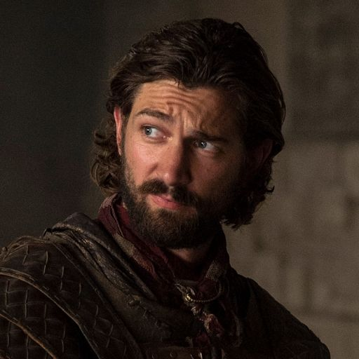 Game of Thrones Viewer's Guide Daario Naharis