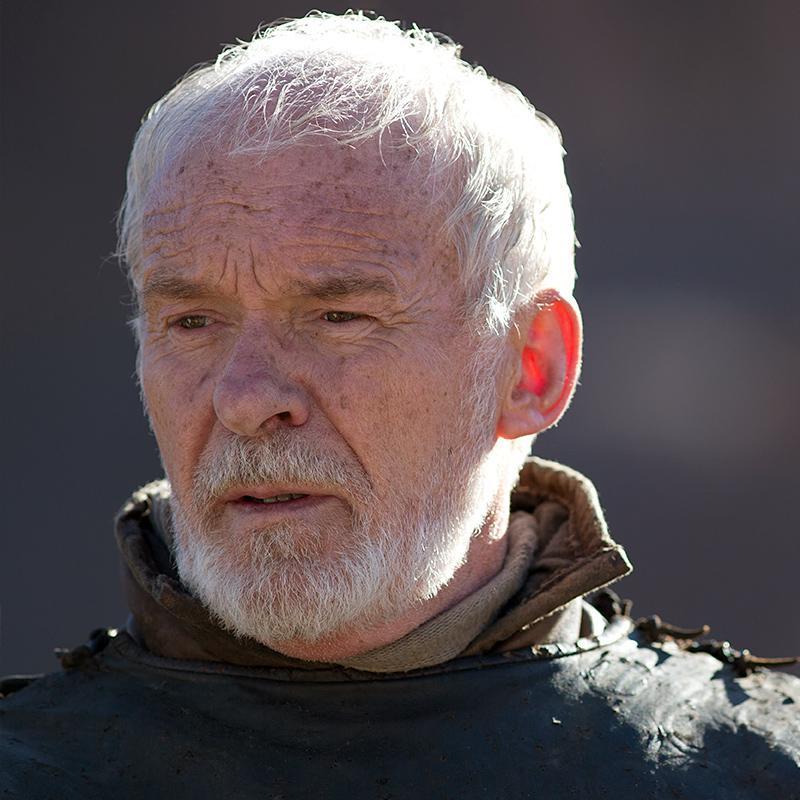 Did Varys want Ser Barristan to go to Daenerys